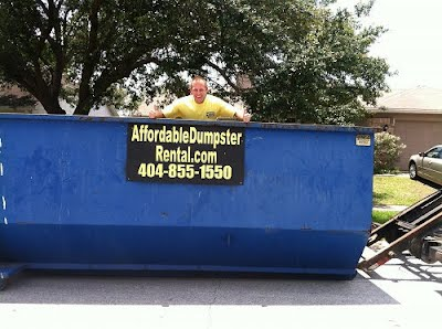 rent a dumpster in atlanta georgia