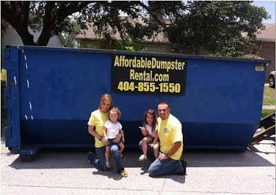 rent a dumpster in atlanta ga